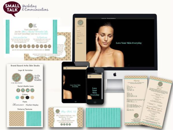 Salon Marketing Sample - Avila Skin Studio