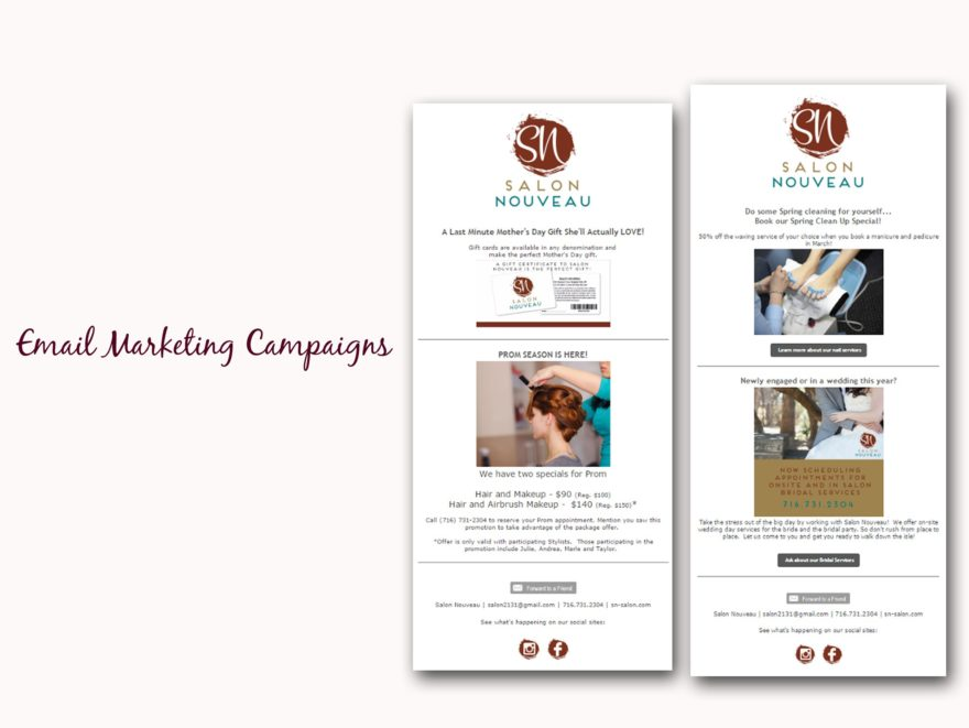 Email Marketing Archives - Small Talk Marketing & Communications