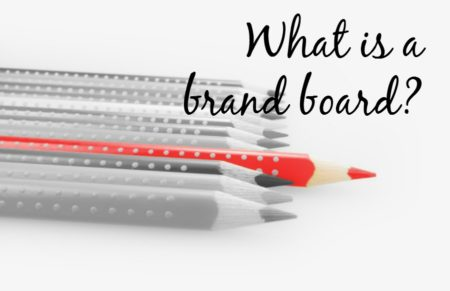 What is a brand board