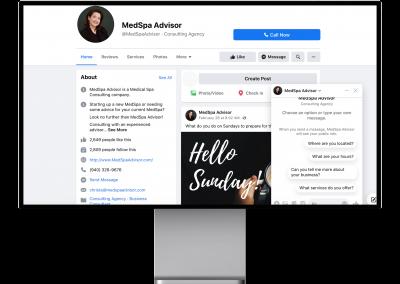 MedSpa Advisor  – Marketing Content
